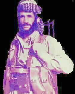 The Martyr of Kirkuk, Najmaddin Mamarisha, assasinated by Traitors in 1984