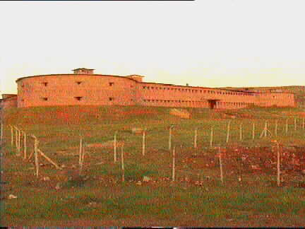 Military Fortress freed by the Kurds